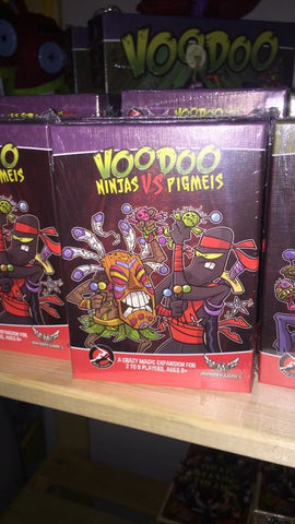 Ninjas vs Pygmeis - Voodoo Expansion -  - Mayday Games