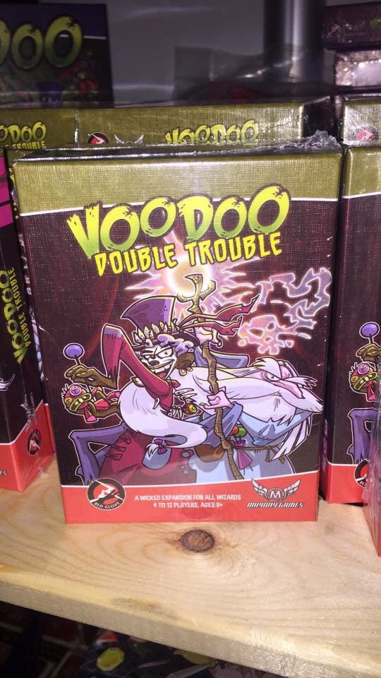Voodoo - Double Trouble Expansion -  - Mayday Games