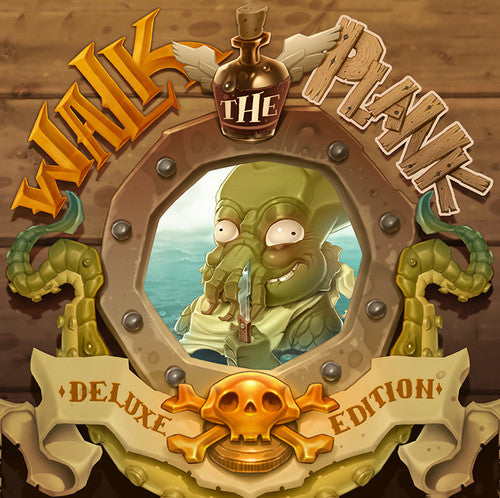Walk the Plank - Deluxe Tin Edition (similar to Get Bit)