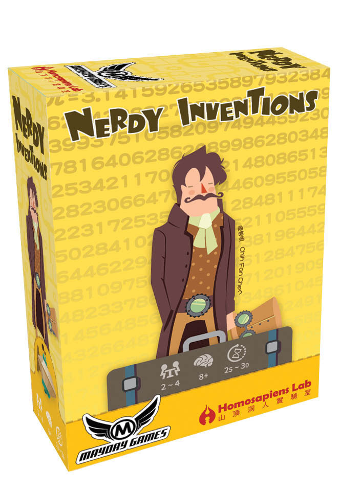 Nerdy Inventions -  - Mayday Games - 1