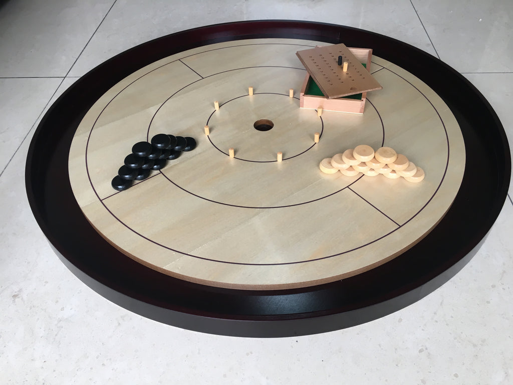Crokinole Board 2019 (Maple)