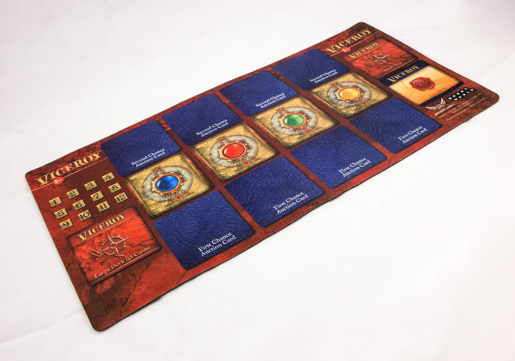 Viceroy Playmat (19x10in) -  - Mayday Games - 1