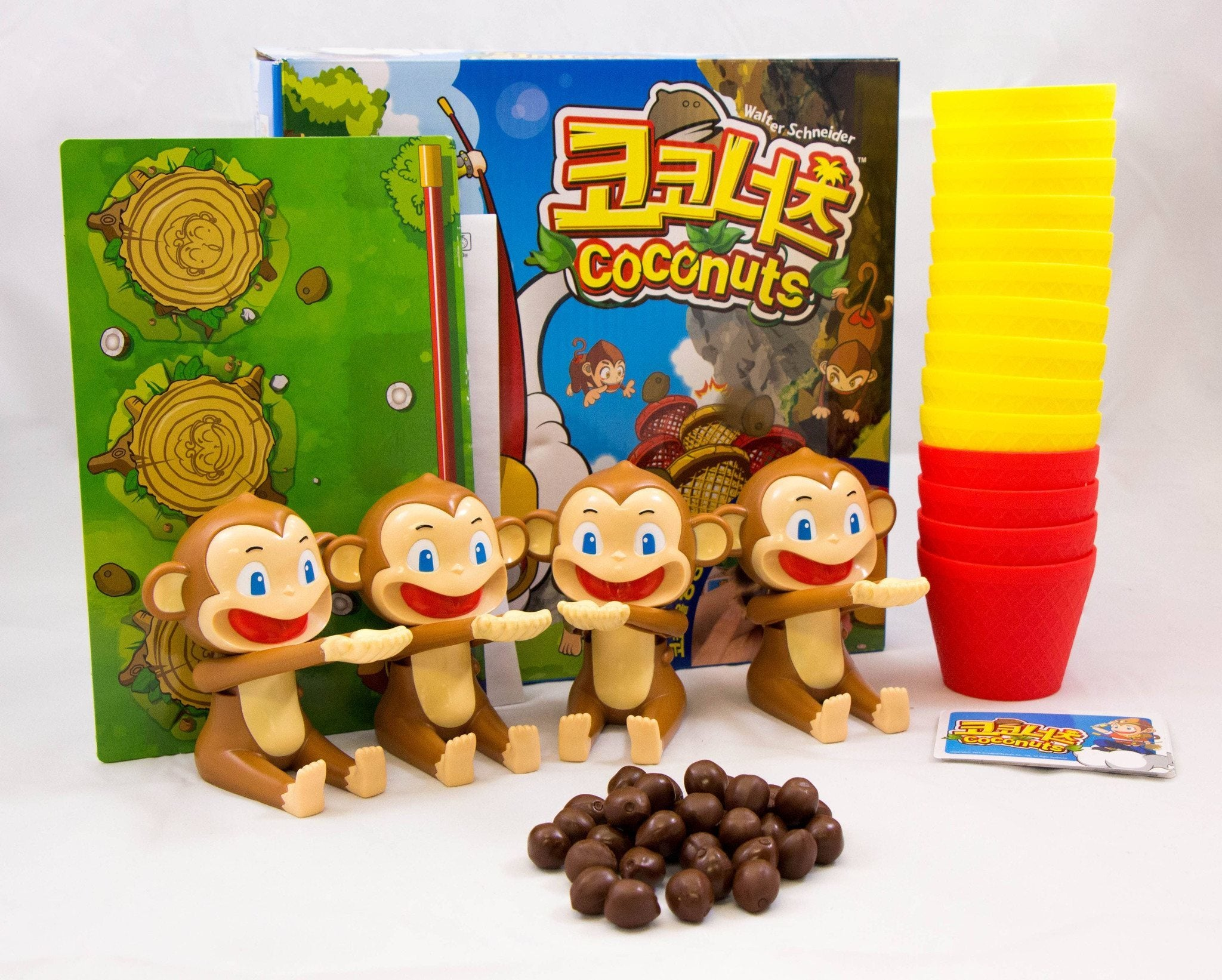 Mad Monkey Game