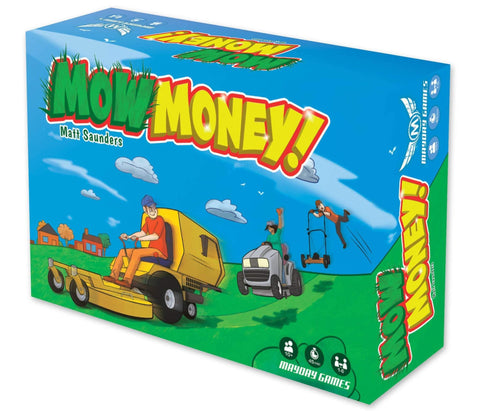 Mow Money! -  - Mayday Games - 1