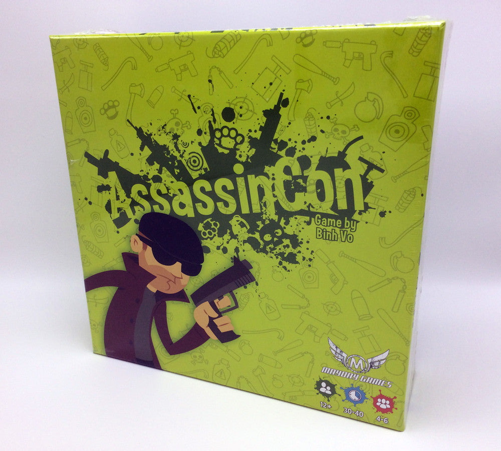 AssassinCON -  - Mayday Games - 1
