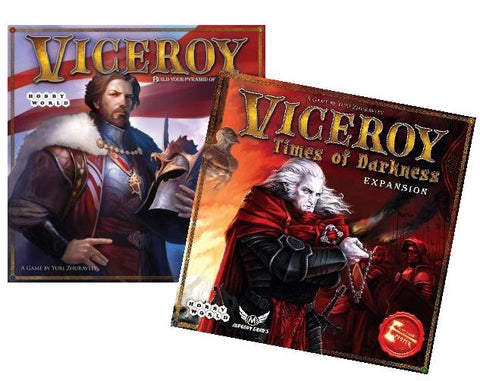 Viceroy Bundle - Viceroy Base Game and Viceroy Times of Darkness