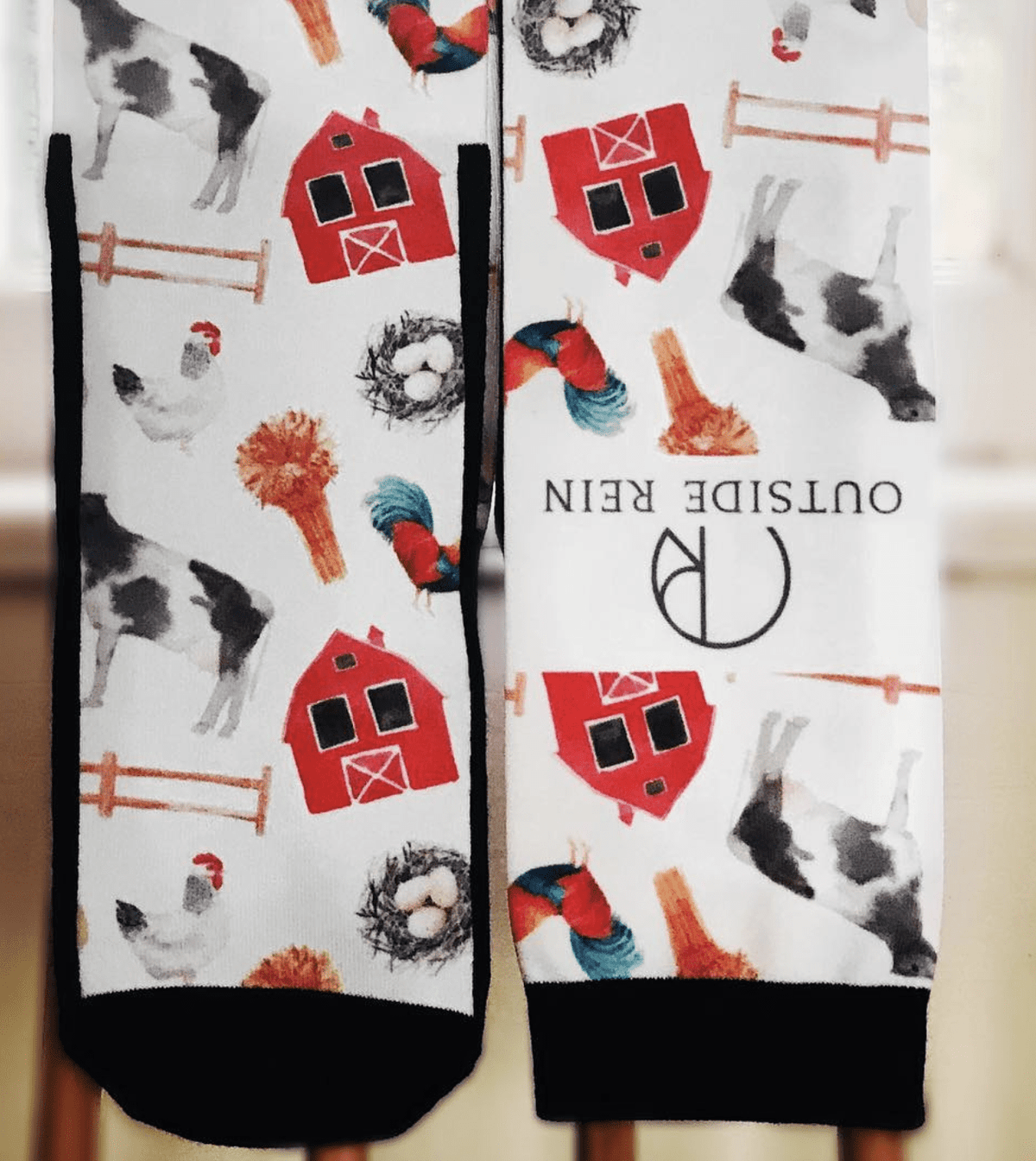 dreamers & schemers Boot Sock Custom D&S Riding Boot Socks equestrian boot socks boot socks thin socks riding socks pattern socks tall socks funny socks knee high socks horse socks horse show socks