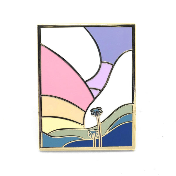 Maxwell McMaster - Palm Dreams Pin