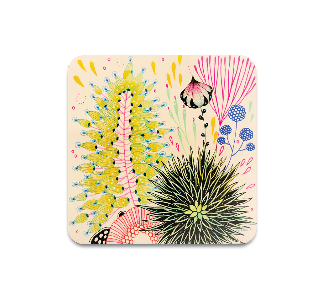 Yellena James - Untitled 3 Coaster