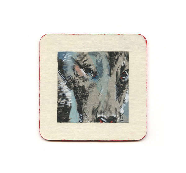 Alison George - Ashes Not Coaster