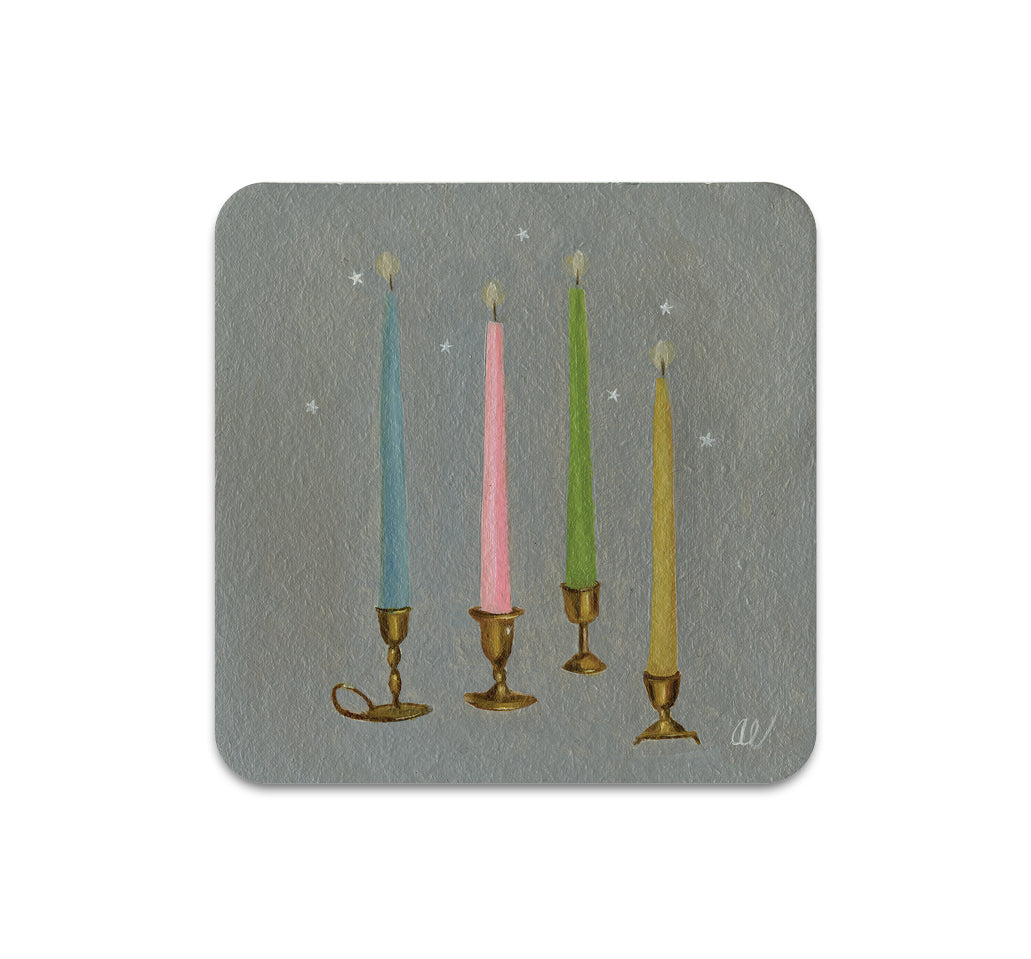 Amy Earles - Birthday Coaster