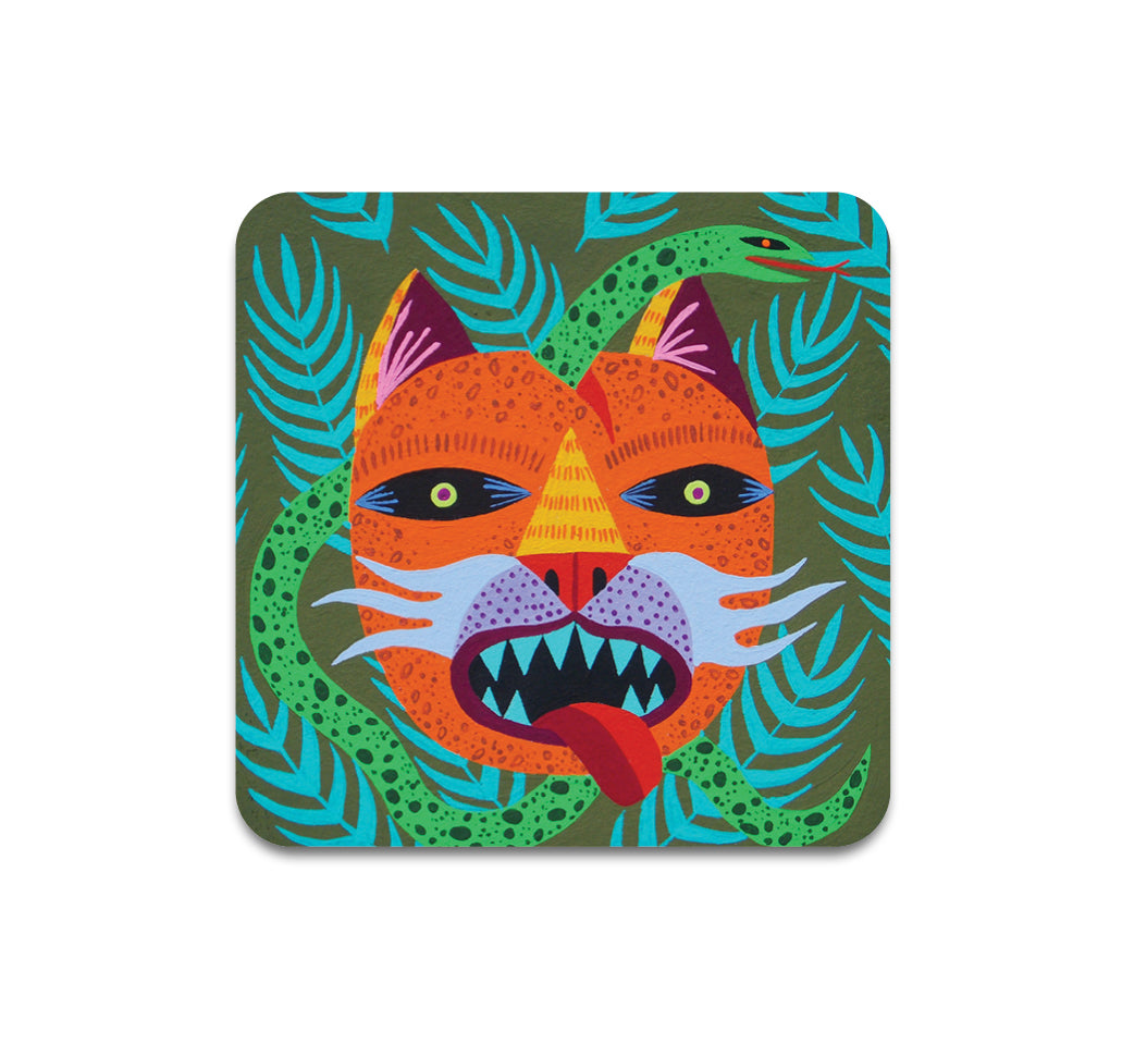 Angela Fox - Untitled 2 Coaster