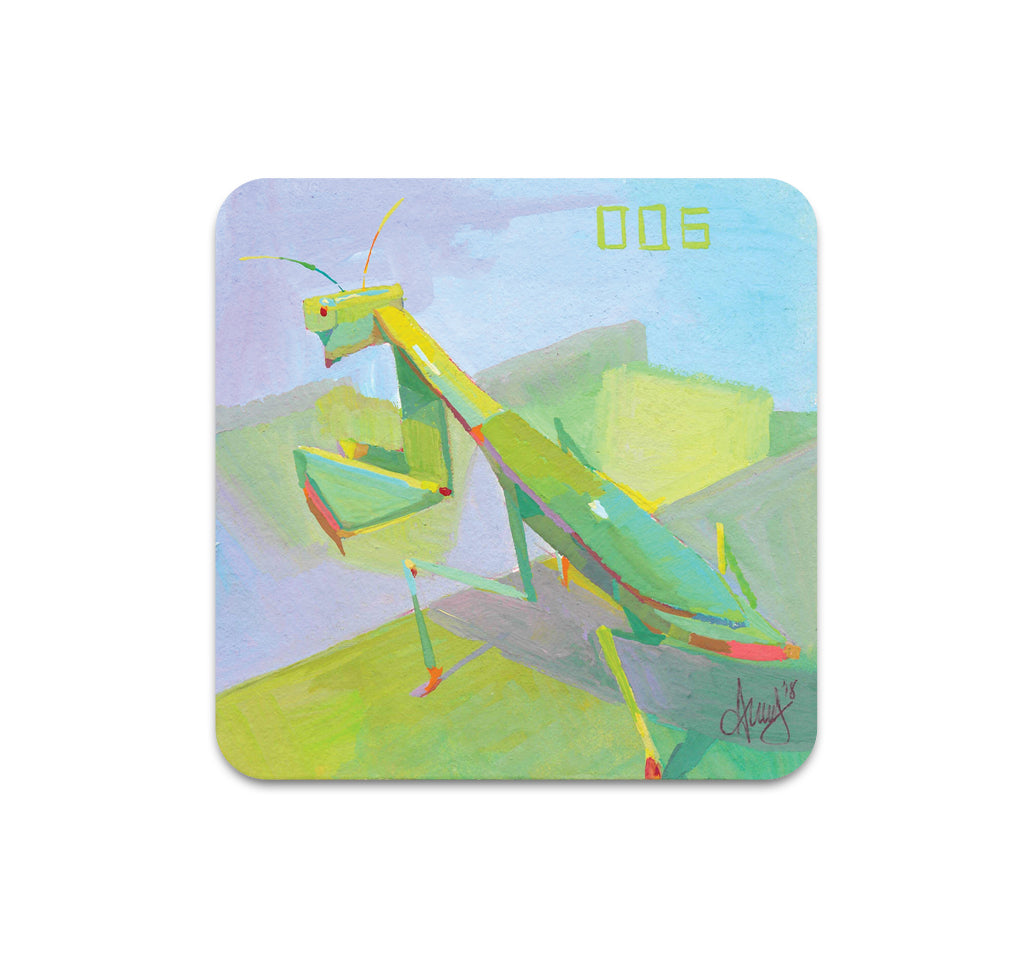Angela Sung - Untitled 6 Coaster