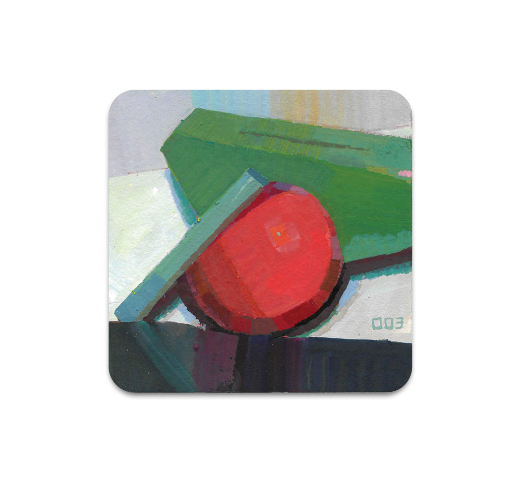 S3 Angela Sung - Untitled 3 Coaster