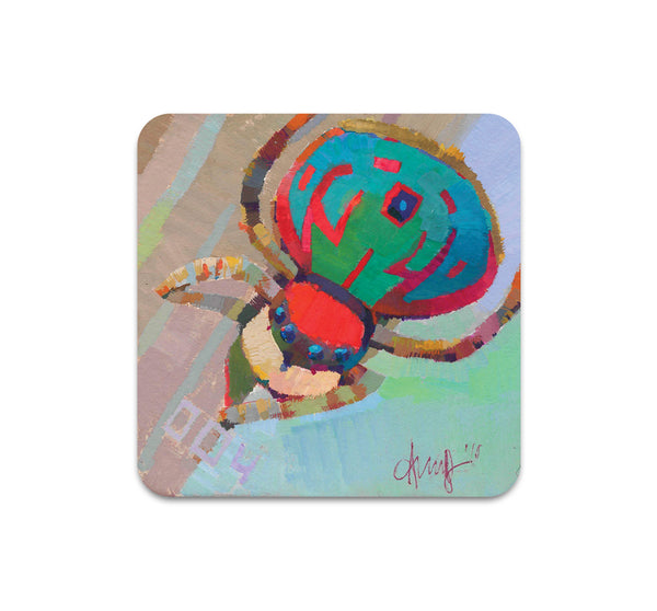 Angela Sung - Untitled 4 Coaster