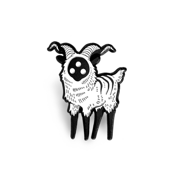 Faunwood - Bighorn Pin (Black)
