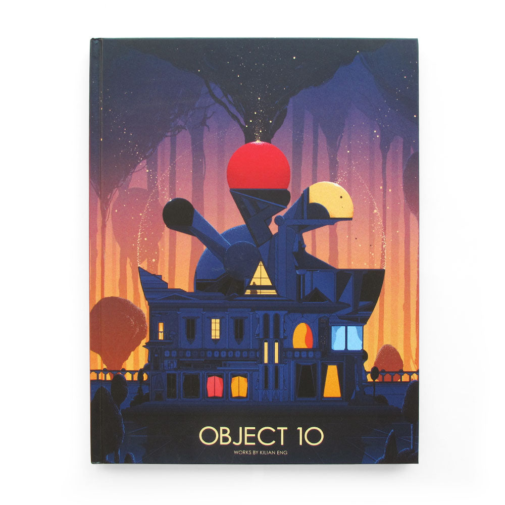 Kilian Eng - Object 10 Works