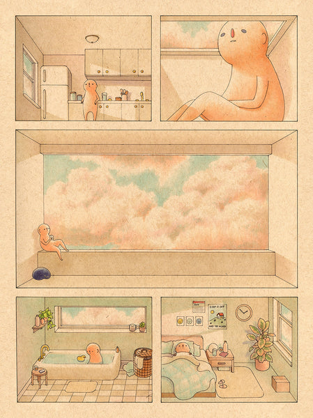 Felicia Chiao - Cloud Apartments