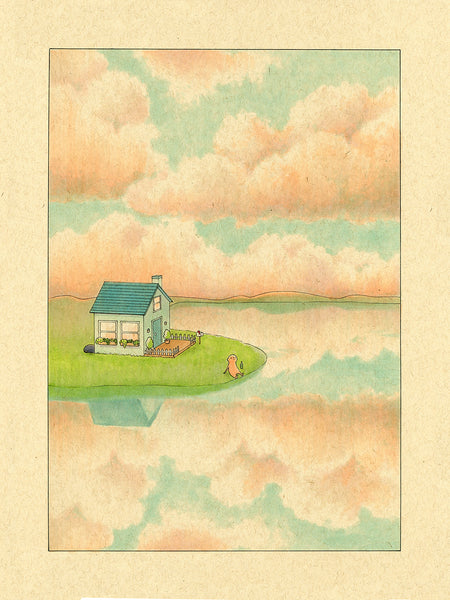Felicia Chiao - Cloud Lake