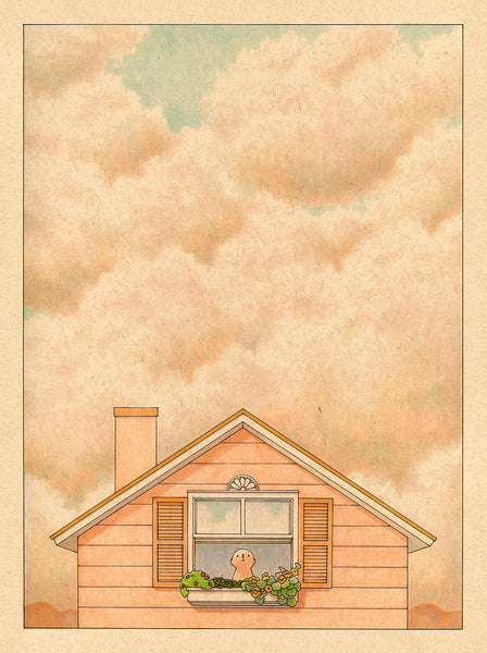 Felicia Chiao - Cloud House