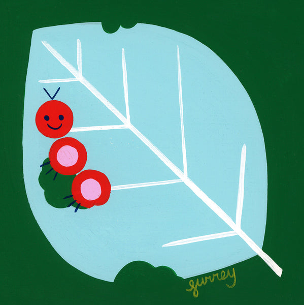 Ellen Surrey - Hungry Caterpillar