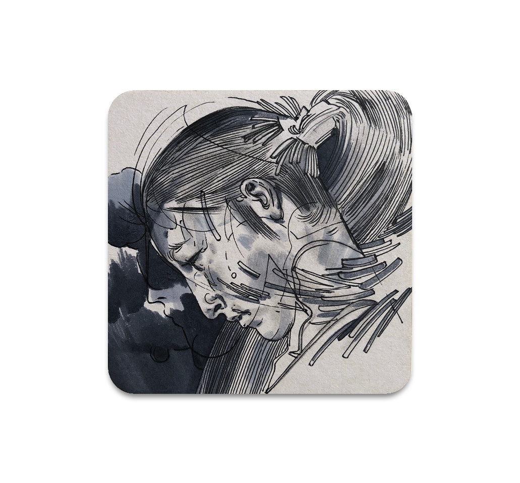 S3 Eliza Ivanova - Untitled 1 Coaster
