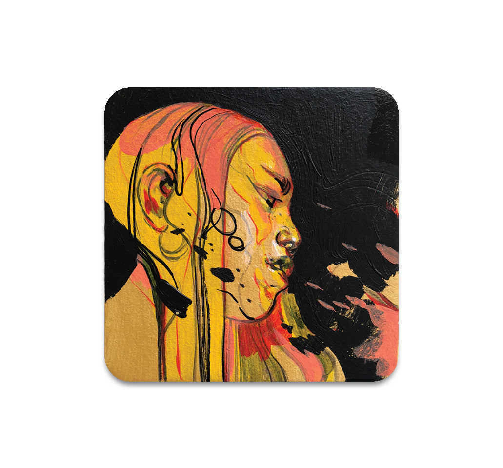 S3 Eliza Ivanova - Untitled 4 Coaster