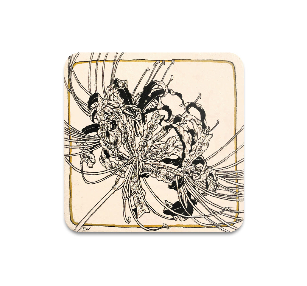 Erica Williams - Lily 1 Coaster