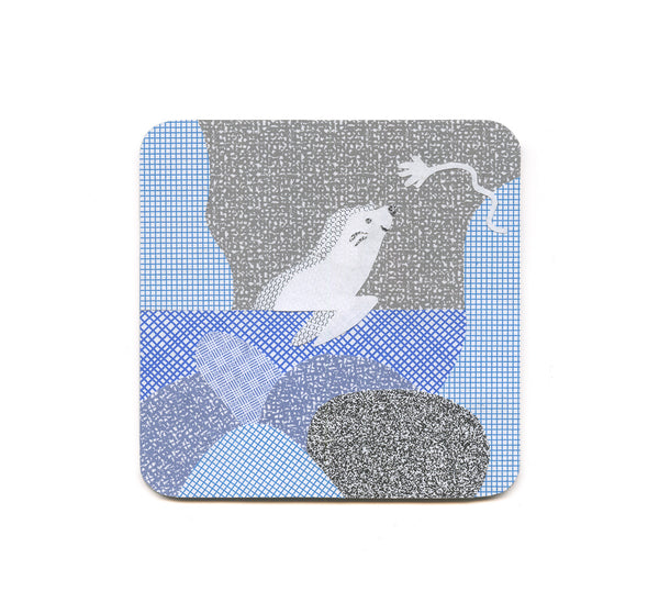 S1 Evah Fan - Seal, the Deal Coaster