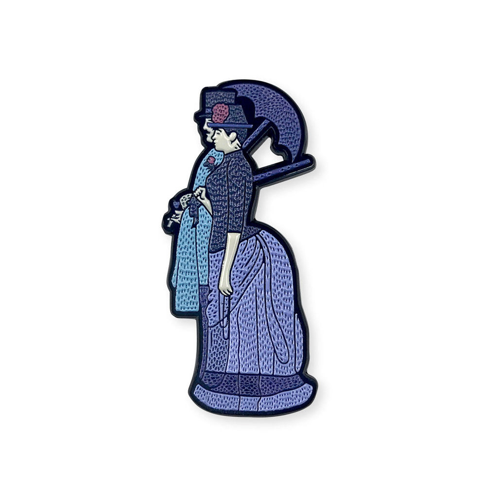 Georges Seurat Pin