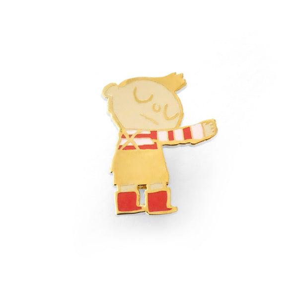 Scott C - Hug Machine Pin