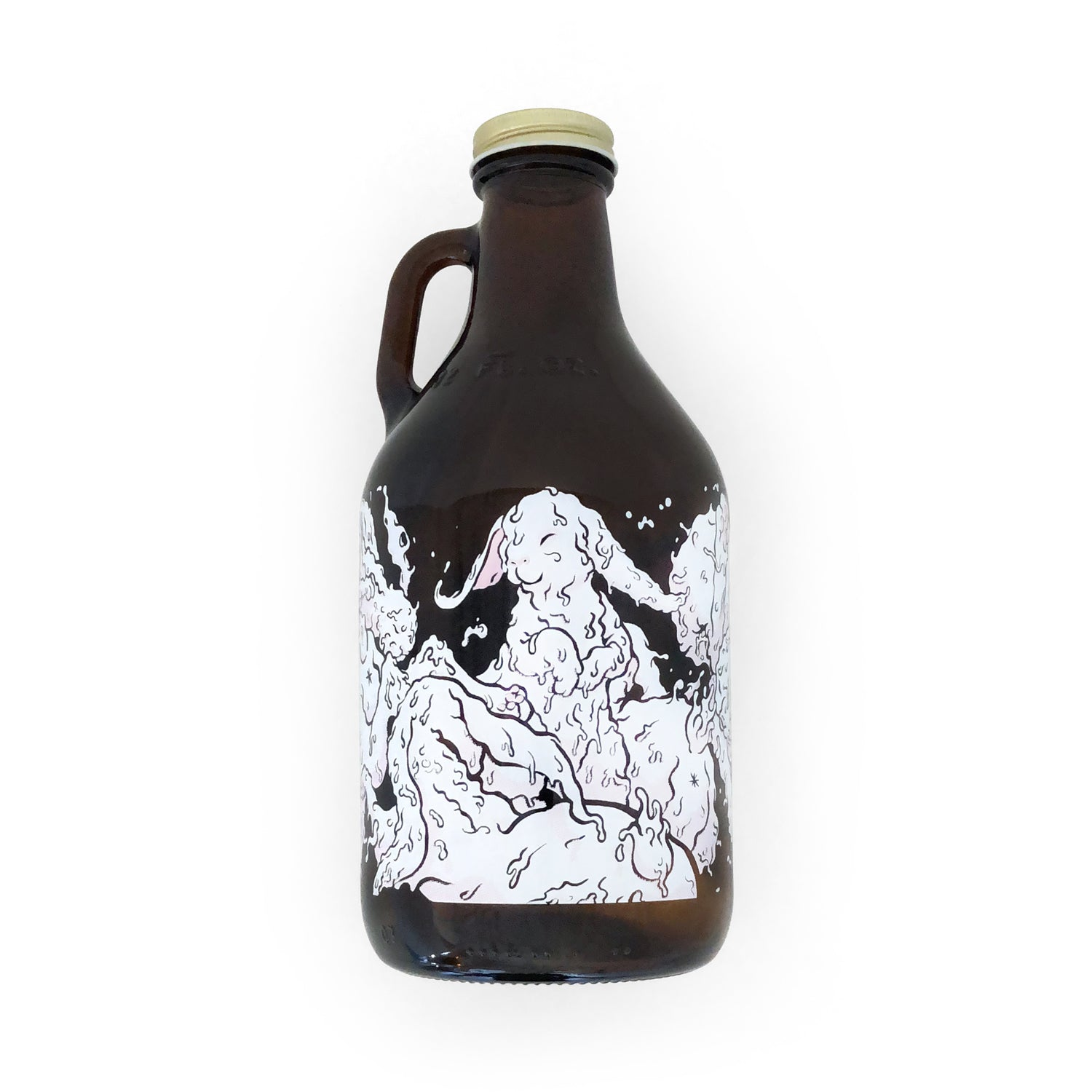 Kozyndan - I'll Melt With You Growler
