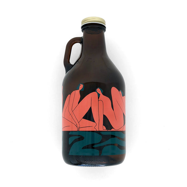 Laura Berger - Unity Growler