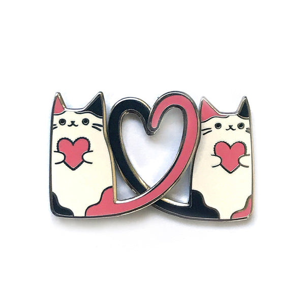 Kitty Buddies Pin Set