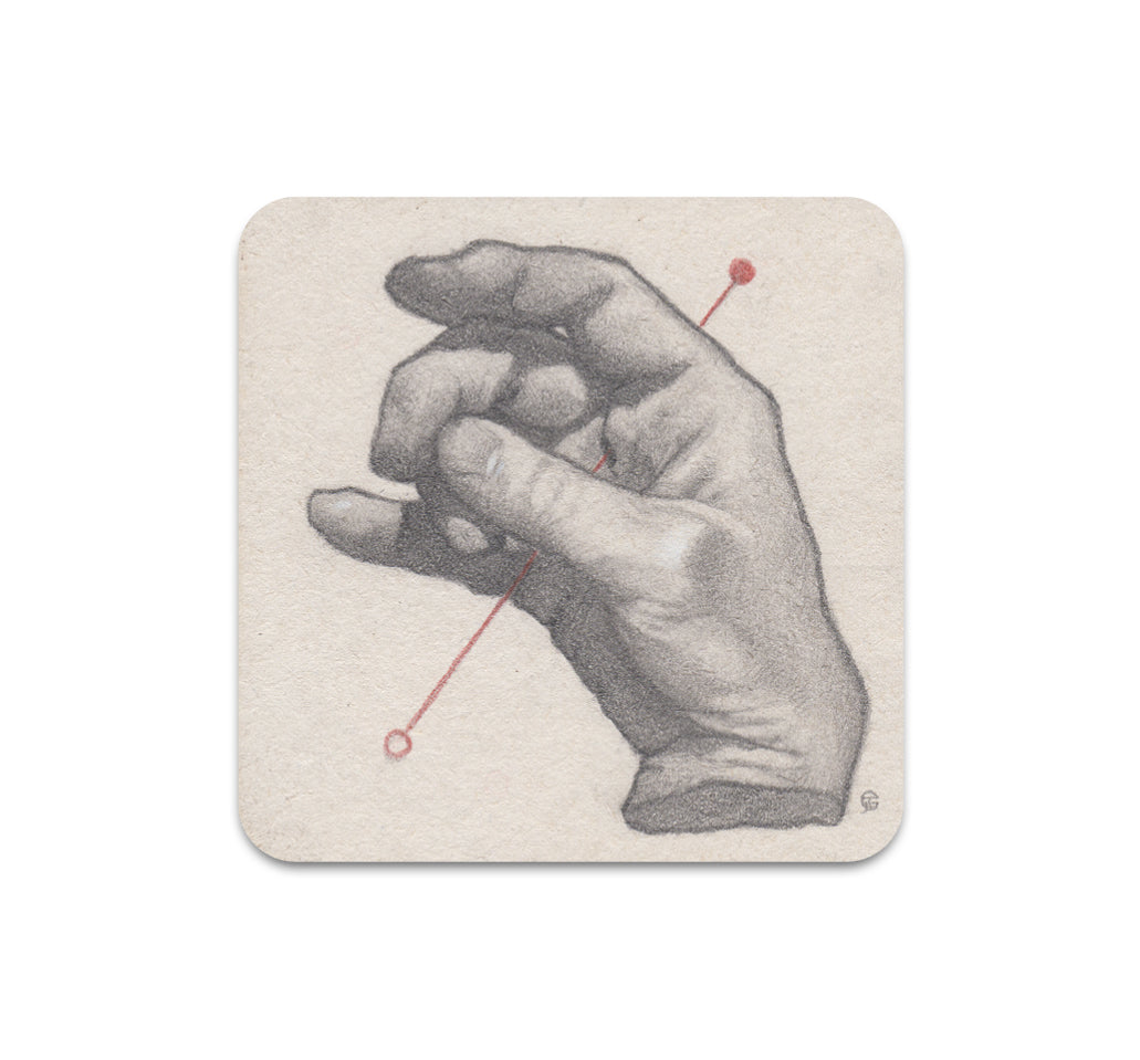 James Taylor Gray - Untitled 1 Coaster