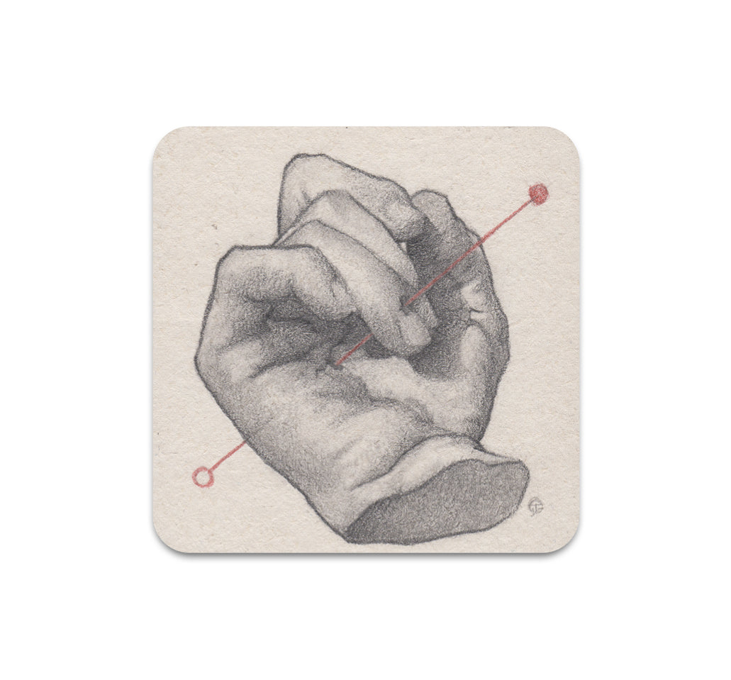 James Taylor Gray - Untitled 2 Coaster