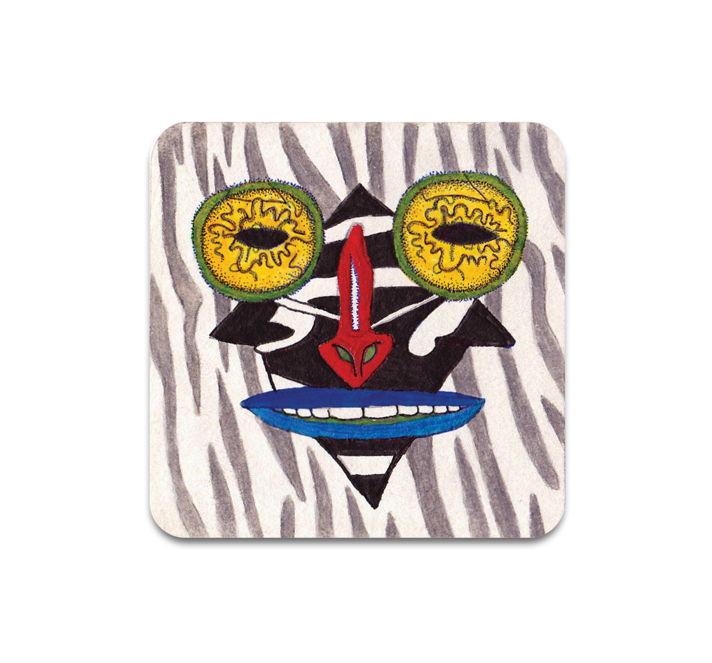 Jason Herr - Untitled 2 Coaster