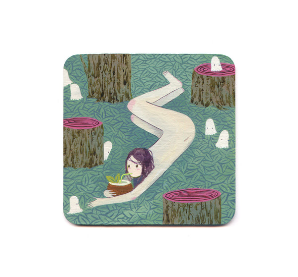 S1 Jen Tong - Coconut Water Coaster
