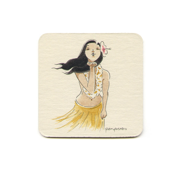 S1 Jeremy Costello - Hawaiian Honi Coaster