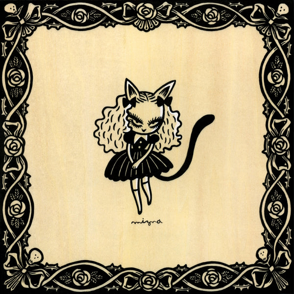 Mizna Wada - Lady Cat