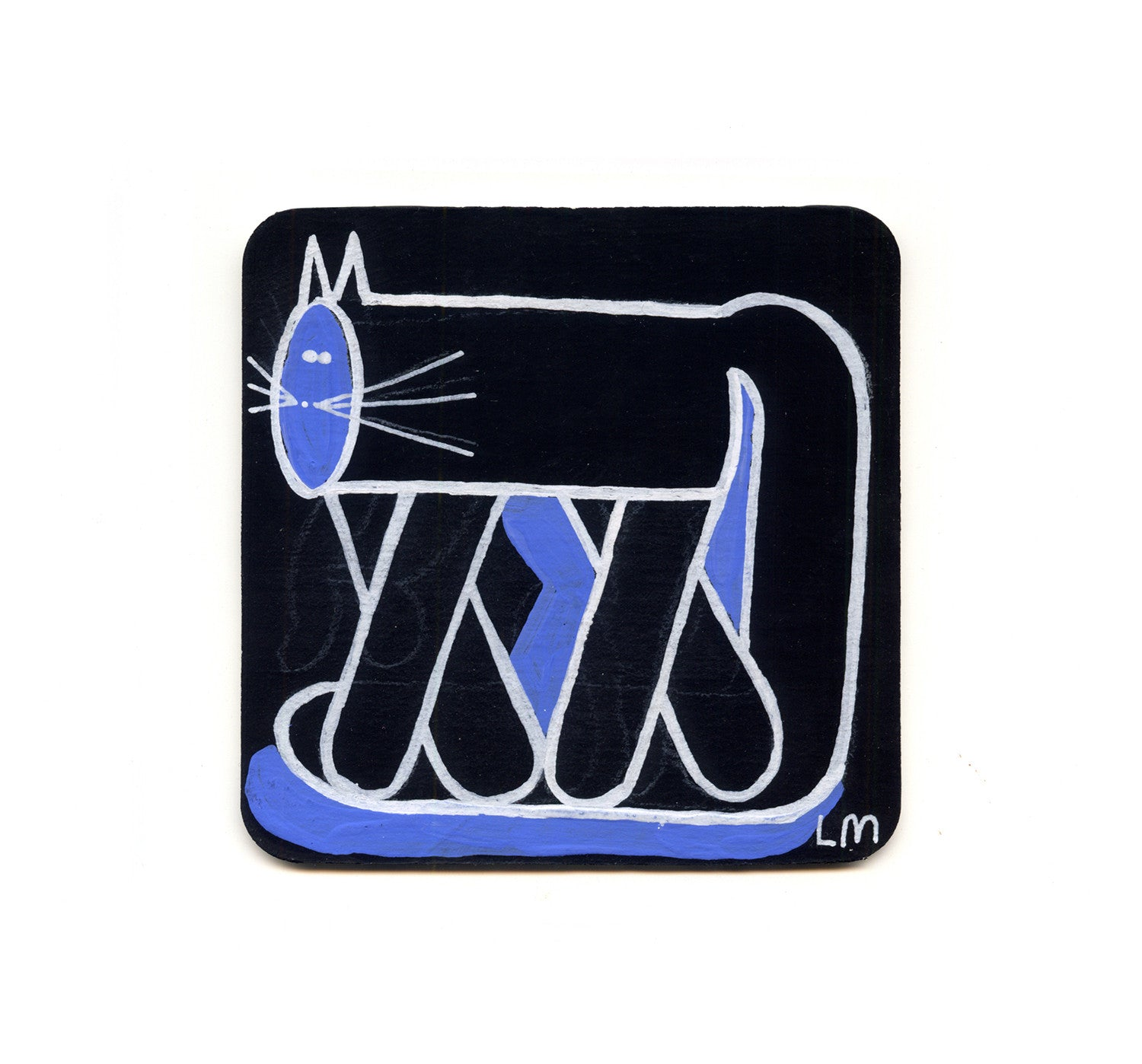Llew Mejia - Le Chat Coaster