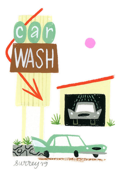 Ellen Surrey - Car Wash