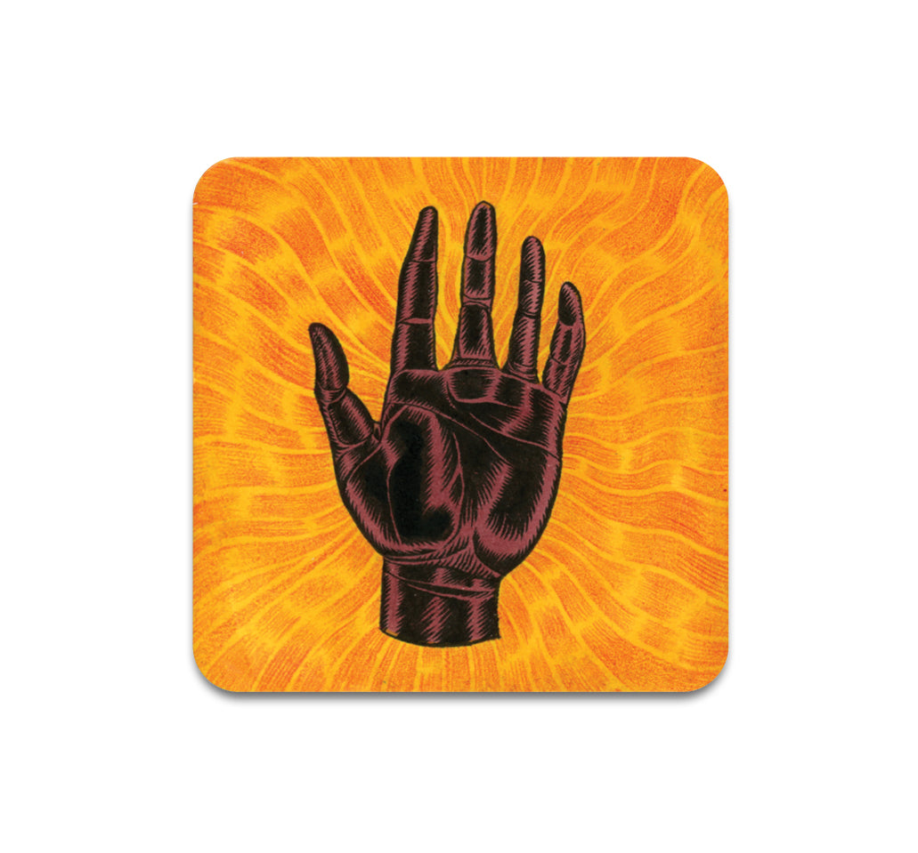 S3 Malachi Ward - Left Hand Coaster