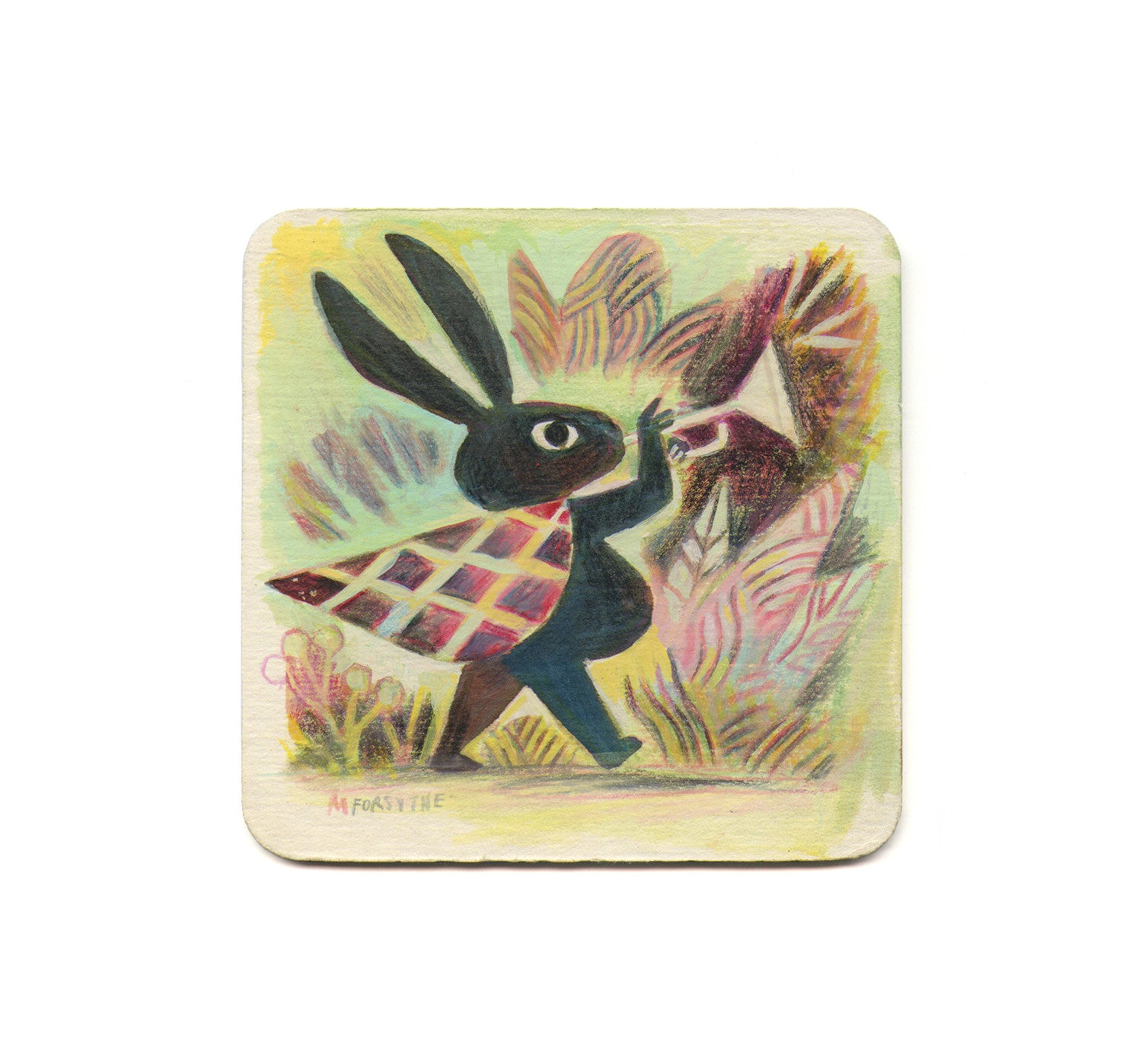 Matt Forsythe - Rabbit Coaster