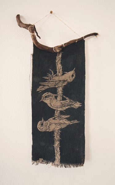 Teagan White - Nettle Banner