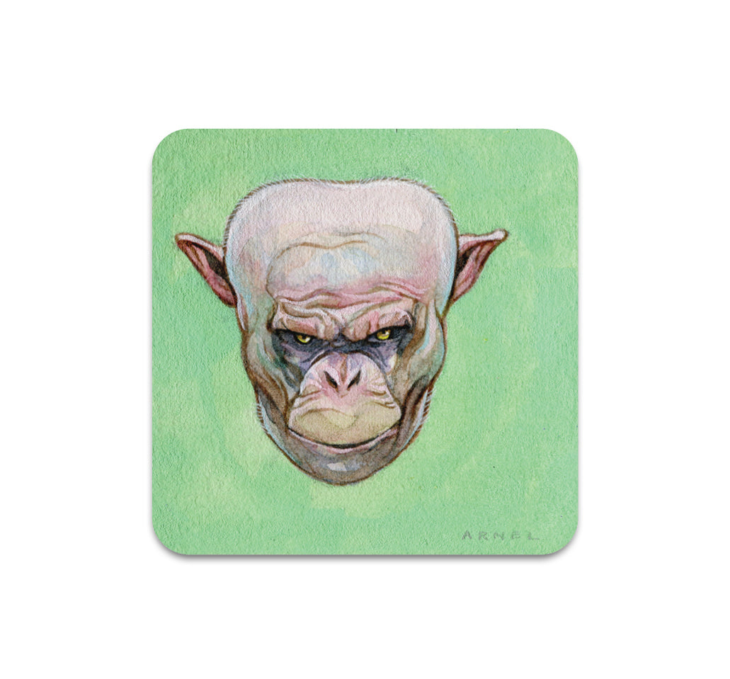 Ninjabot - Untitled 3 Coaster