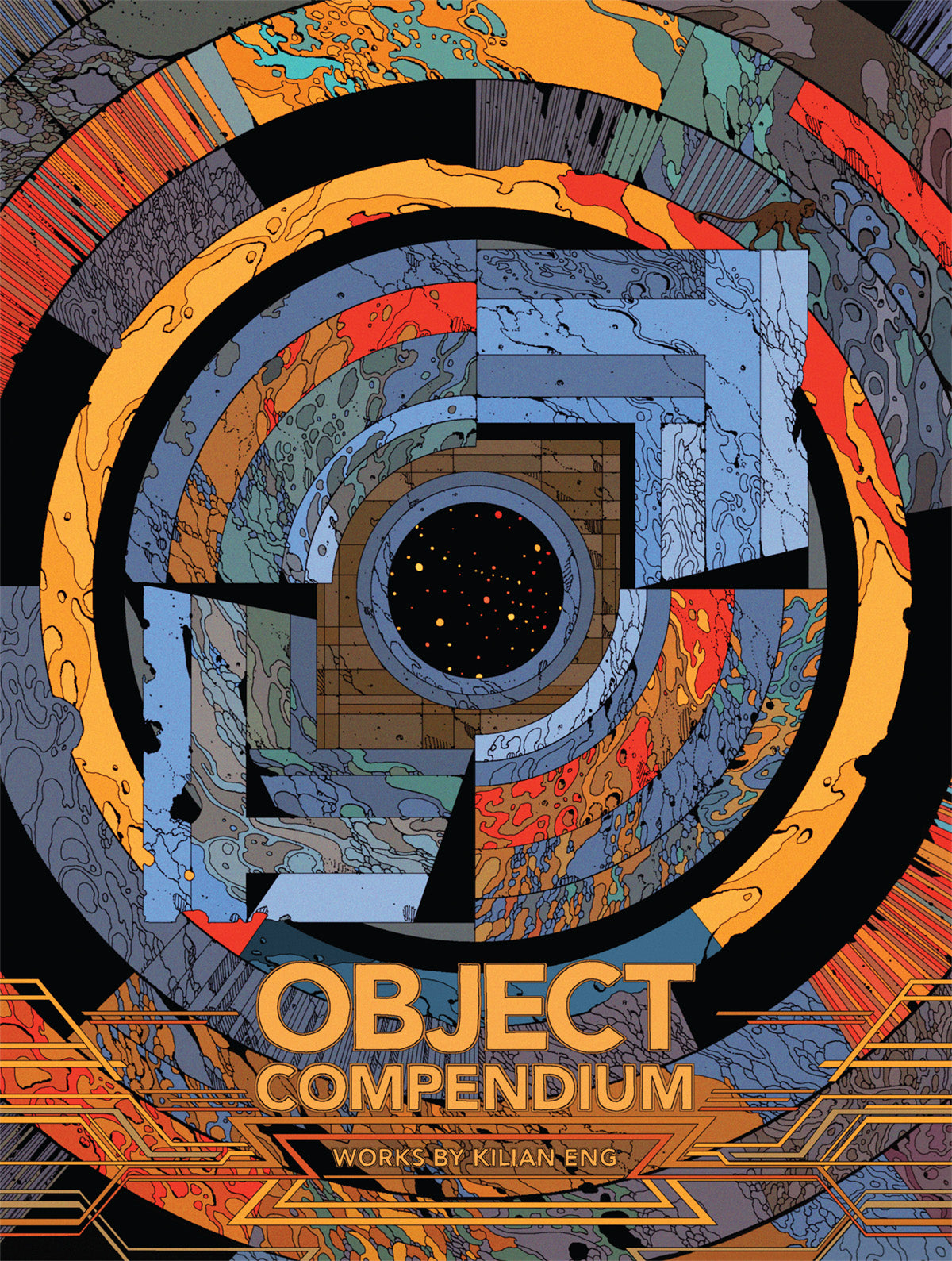 OBJECT COMPENDIUM Works by Kilian Eng
