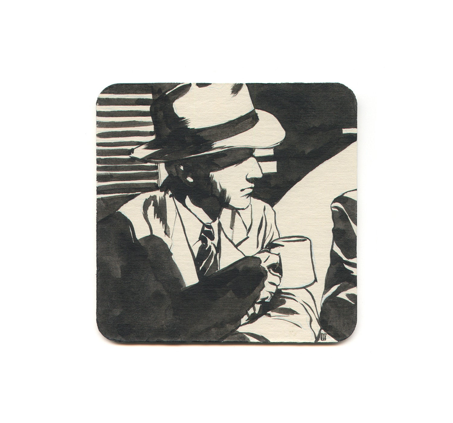 Owen Freeman - Redeye Coaster