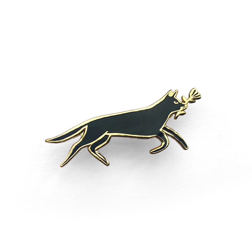 Kaye Blegvad - Dog Years Pin