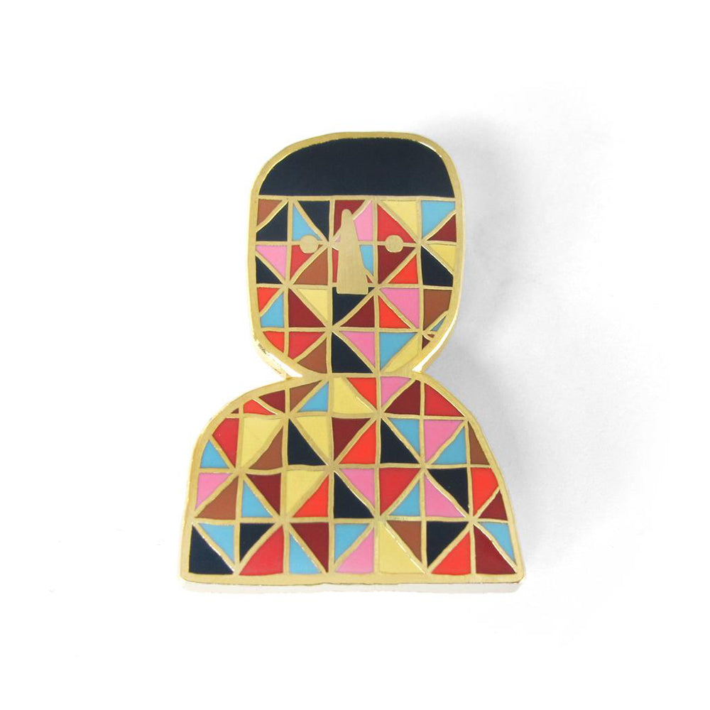 Stewart Easton - Troubadour Pin
